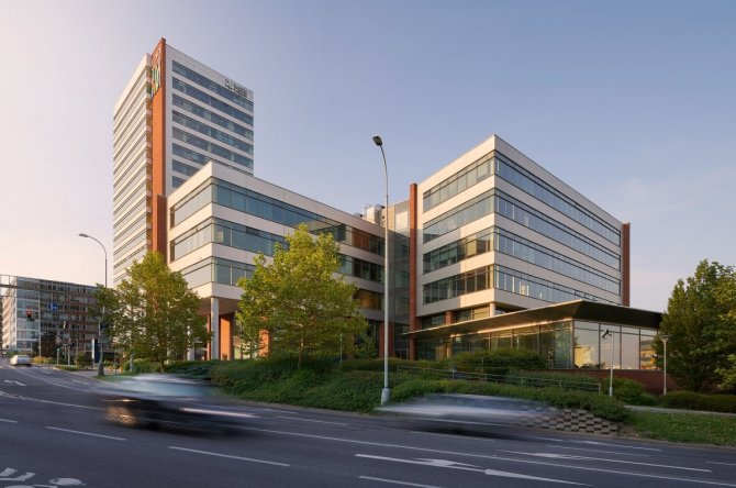 Coral Office Park