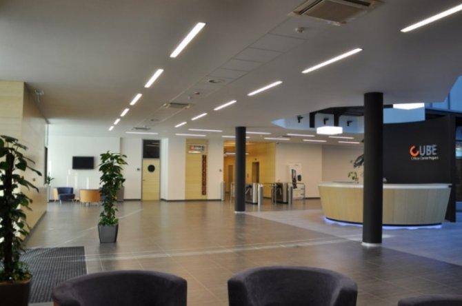 CUBE Office Center