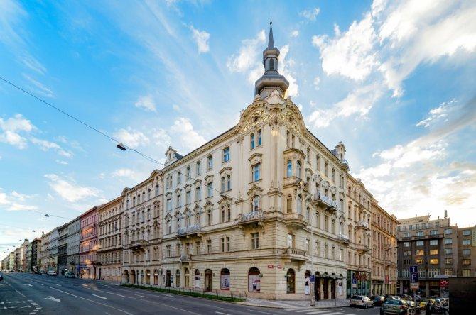 Palác I.P. Pavlova 5