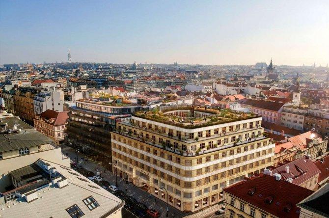 Palác Dunaj