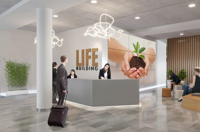 Life - Building C