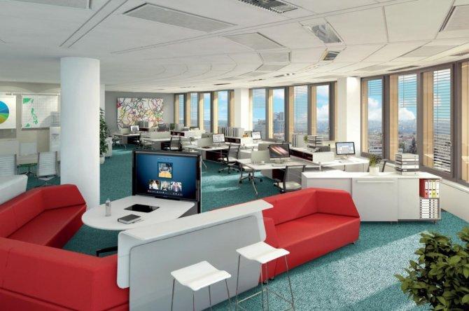 Enterprise Office Center