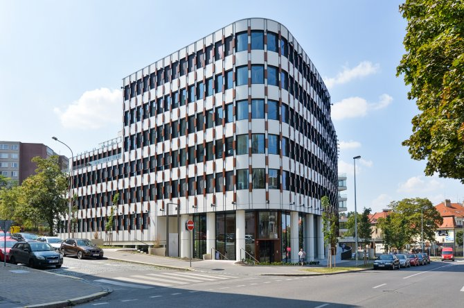 Pankrác Prime Office Building