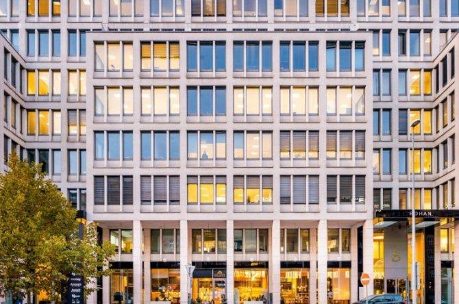 Rohan Business Center