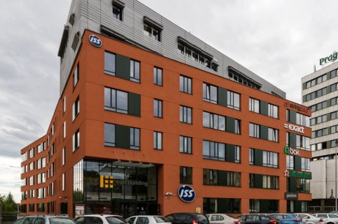 East Building