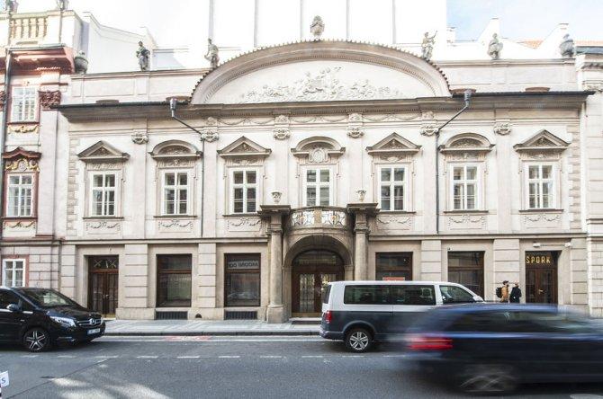 Šporkovský Palác