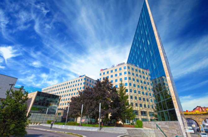 IBC - International Business Center
