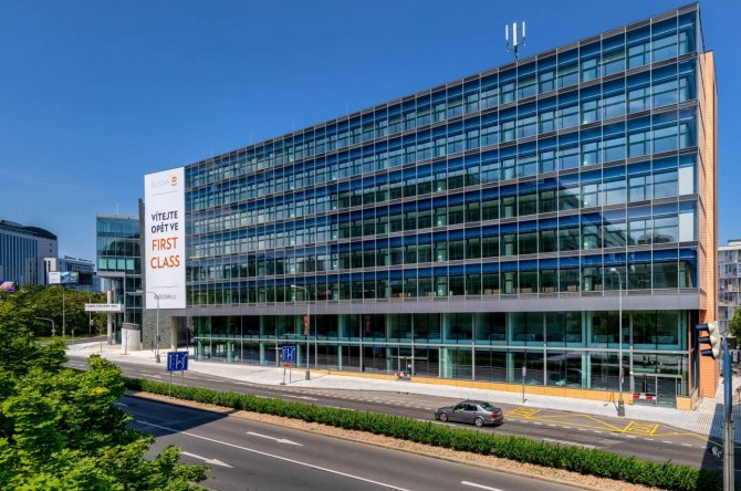 BB Centre - B Building