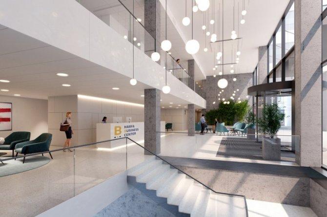 Harfa Business Centre - B