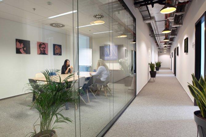 Rustonka Business centrum