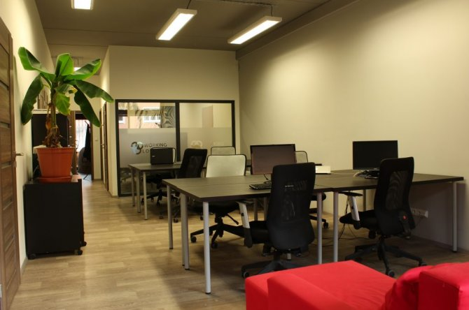Coworking Olomouc