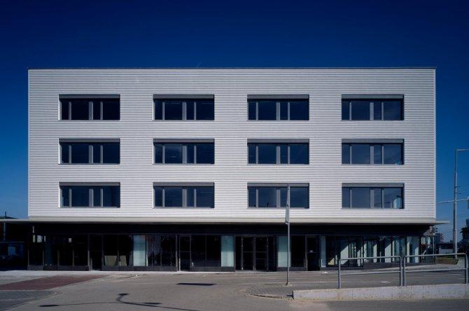 Green Office Brno