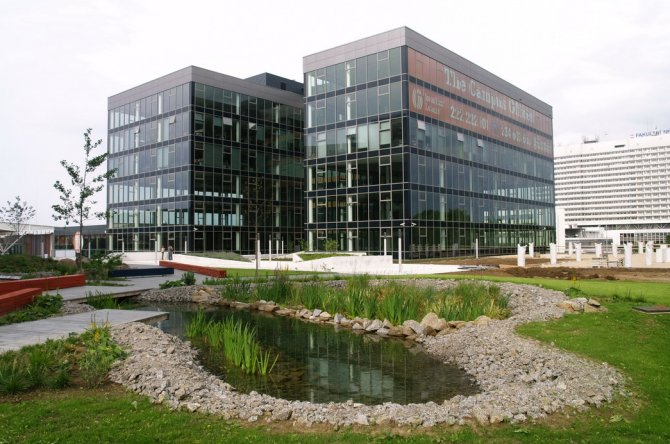 The Campus Science Park