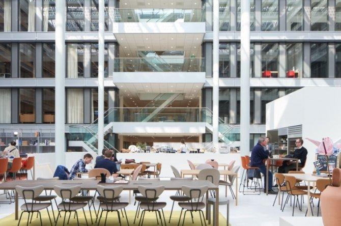 Albatros - coworking a servisované kanceláře